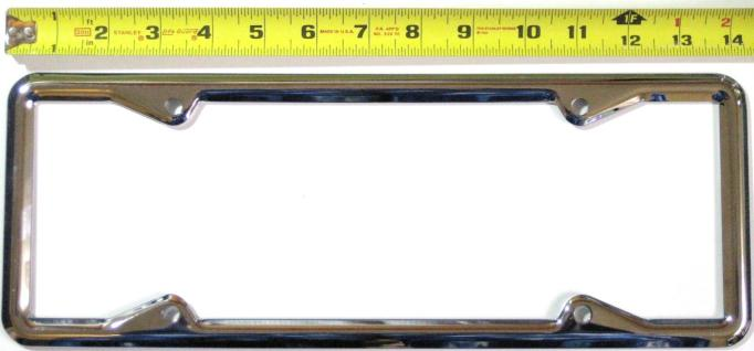 California License Plate Frames For Sale