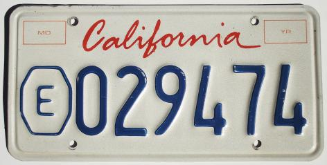 california-exempt-plate-029474.JPG