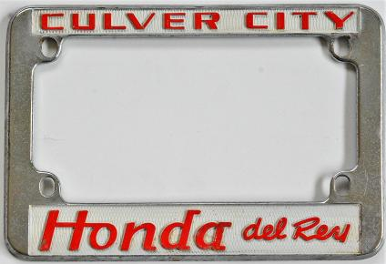 California License Plate Frames for Sale - ClassicLicensePlates.biz ...