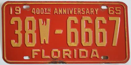 old-1965-florida-tag-38w6667.JPG